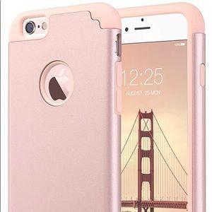 Iphone 6S Spigen metal phonecase